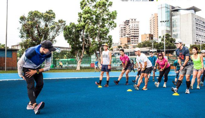 黃金海岸馬拉松訓練營 伸展